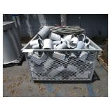 LOT OF PVC PIPES