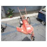 ROOF LAWN MOWER