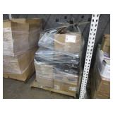 A PALLET OF ASSORTED OFFICE ITEMS