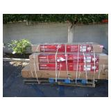 A PALLET WITH SHELF HEAVY DUTY WELDED STORAGES