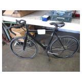 1 BLACK BICYCLE