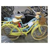 LOT WITH 2 BEACH CRUISERS