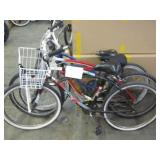 LOT OF ASSORTED BIKES