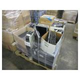 A PALLET OF ASSORTED ELECTRONICS