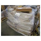 A PALLET WITH TONER CARTRIDGE