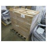 A PALLET WITH CUTTING MACHINES