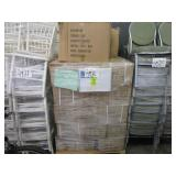 A PALLET OF BOXES WITH SMART FAT LOSS PROGRAMS