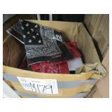 BOX WITH BANDANAS