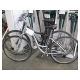 LOT WITH 2 ROAD BIKES