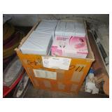 BOX WITH FETAL HEART DETECTORS