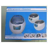 1 ULTRASONIC CLEANER