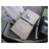 1 LOT W/PHILIPS RESPIRONICS CPAP