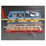 PALLET WITH ASSORTED AMPLIFIERS & HEAD UNITS
