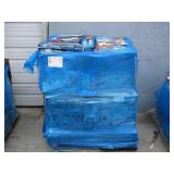 PALLET OF WHEEL COVERS