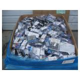 PALLET OF WHITE KNIGHT LUG NUTS