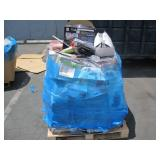 PALLET OF WHEEL & SEAT COVERS