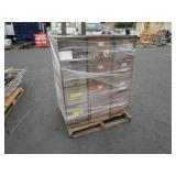 PALLET WITH FILE CABINETS
