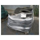 PALLET WITH TIRES ASSORTED SIZES
