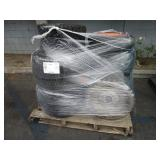PALLET WITH MOTORCYCLE TIRES ASSORTED SIZES