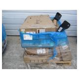 PALLET OF TOW HITCH ATTACHMENTS