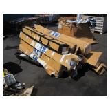 PALLET OF NORTH MOUNTAIN SOFT ROLLING TRUCK BED