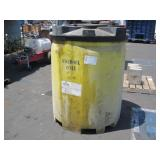 INDUSTRIAL OIL CONTAINER
