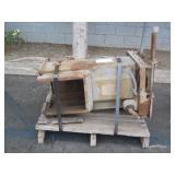 HAMMOND GLIDER TABLE SAW