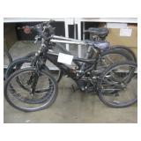 LOT OF ASSORTED MOUNTAIN BIKES
