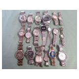 1 LOT W/WATCHES