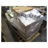 PALLET WITH BOXES OF 6 GODIS GLASSES 8 OZ