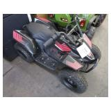 BLACK ATV FOR KIDS