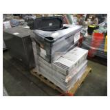 PALLET WITH UTILITY BASE/WALL CABINET & STORAGE
