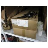 BOXES WITH ASSORTED TONGS