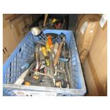2 BOXES WITH HAND TOOLS