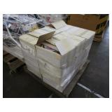 PALLET WITH GRINDING WHEELS
