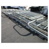 LOT OF HORSE STABLE FENCING