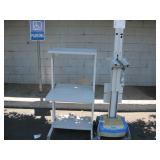 LOT WITH INTELLIGENT HEARING SYSTEMS & CART