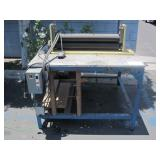 CUTLER-HAMMER LAMINATE ROLLING TABLE