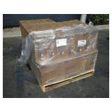 """PALLET WITH 12"""" JUMBO BATH TOILET PAPER DISPENSERS"""