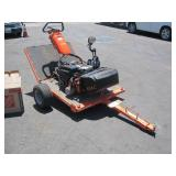 JACOBSEN ECLIPSE 2 SELF PROPELLED MOWER WITH