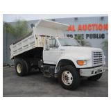1998 FORD F-800