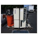 VEECO INSTRUMENTS VACUUM SYSTEM & BARREL WITH