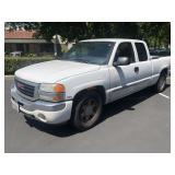 2006 GMC SIERRA1500