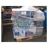 PALLET OF HOUSEHOLD ITEMS