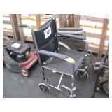LOT WITH 2 WHEELCHAIRS