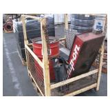WINCH BASKET WITH SNAP-ON TOOL STORAGE BOX & SHOP