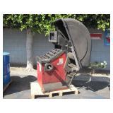 HUNTER GSP 9700 TIRE MACHINE