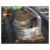 PALLET OF MOTORCYCLE TIRES