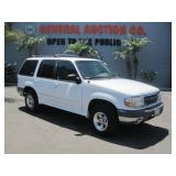 (DEALER ONLY) 1999 FORD EXPLORER