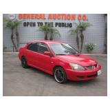 (DEALER ONLY) 2004 MITS LANCER SD